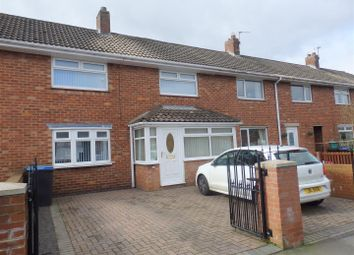 Thumbnail 3 bedroom terraced house for sale in North Drive, Spennymoor