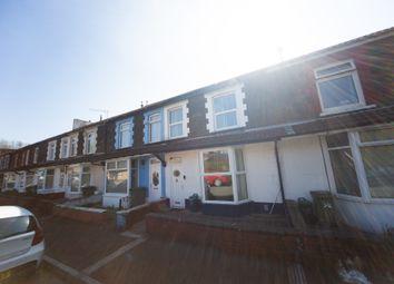 Thumbnail 3 bed terraced house for sale in Gwilym Street, Rhydyfelin, Pontypridd