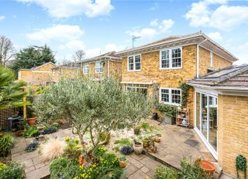 Thumbnail 4 bedroom detached house for sale in Molesey Park Close, East Molesey, Surrey