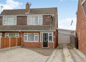 Thumbnail 3 bed semi-detached house for sale in Heatherdene, Tadcaster, Tadcaster