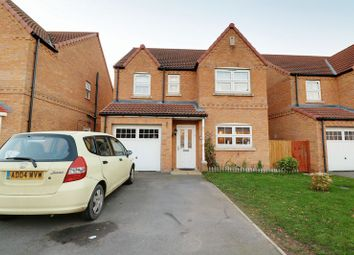 Thumbnail 4 bed detached house for sale in Kirton Lindsey, Gainsborough