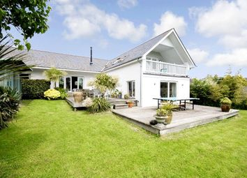 Thumbnail 6 bedroom detached house to rent in Tredrizzick, St. Minver, Wadebridge