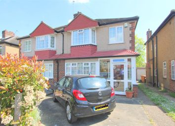 Thumbnail 3 bedroom semi-detached house for sale in Hackbridge Park Gardens, Carshalton