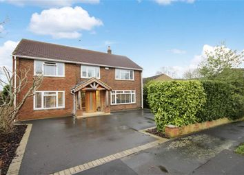 Thumbnail 4 bedroom detached house for sale in Sandringham Road, Lawn, Swindon