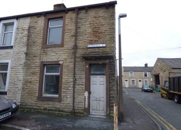 Thumbnail 2 bed end terrace house for sale in Randall Street, Burnley, Lancashire