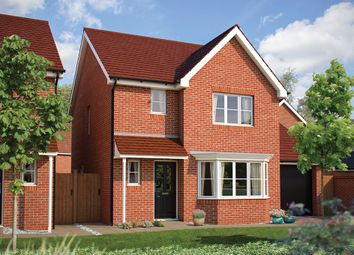 "Thumbnail 3 bed detached house for sale in ""The Epsom"" at Bromham Road, Bedford"