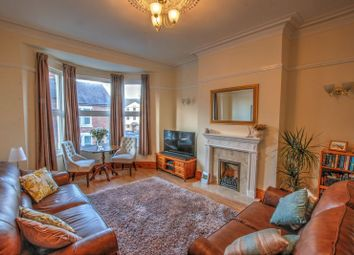 Thumbnail 3 bed flat for sale in Sandringham Road, Gosforth, Newcastle Upon Tyne