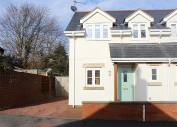 Thumbnail 2 bed end terrace house to rent in Miners Cottage, Gwernaffield, Flintshire