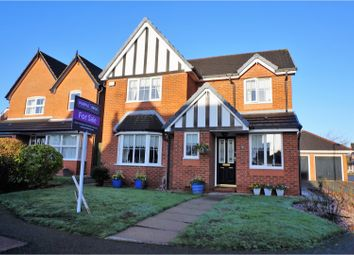 Thumbnail 4 bed detached house for sale in The Bryceway, Liverpool