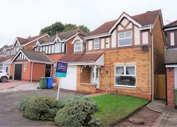 Thumbnail 4 bed detached house to rent in Felton Avenue, Mansfield