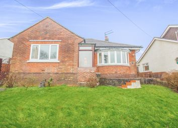 Thumbnail 3 bed detached bungalow for sale in Lynton Terrace, Llanrumney, Cardiff
