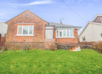 Thumbnail 3 bedroom detached bungalow for sale in Lynton Terrace, Llanrumney, Cardiff