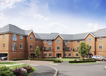 Thumbnail 2 bed flat for sale in Hawkswood, Mill Lane, Calcot, Reading