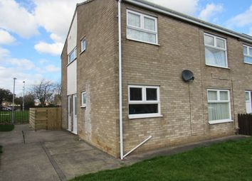 Thumbnail 2 bed flat to rent in Eskdale Way, Grimsby