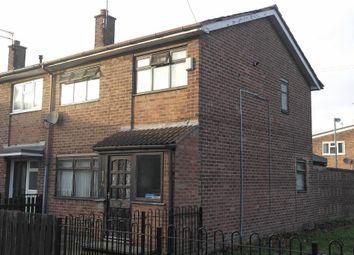 Thumbnail 4 bedroom end terrace house for sale in Bridlington Avenue, Hull
