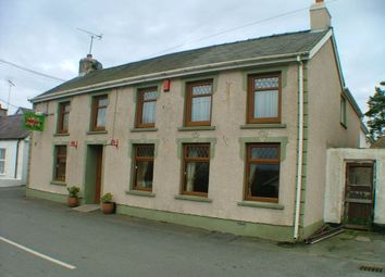 Thumbnail Commercial property for sale in Gorsgoch, Llanybydder