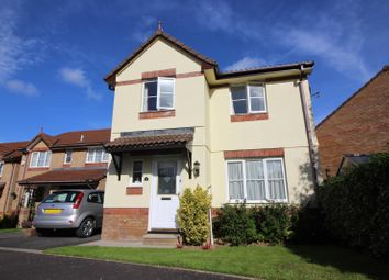 Thumbnail 3 bedroom detached house for sale in Middle Combe Drive, Roundswell, Barnstaple