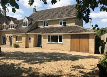 Thumbnail 4 bed detached house for sale in London Road, Fairford