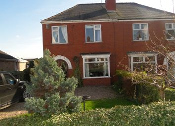 Thumbnail 3 bed semi-detached house for sale in Low Street, Haxey, Doncaster