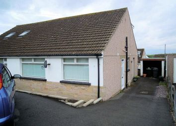 Thumbnail 3 bed semi-detached bungalow to rent in Windermere Road, Bolton Le Sands, Carnforth