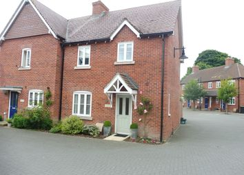 Thumbnail 3 bed end terrace house for sale in Greenstone Road, Shaftesbury