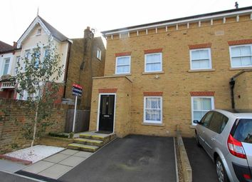 Thumbnail 3 bed end terrace house for sale in Elgin Road, Wallington