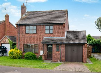 Thumbnail 4 bed detached house for sale in St. Benedicts Road, Brandon