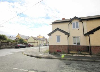 Thumbnail 2 bedroom end terrace house to rent in Lon Y Porthmon, Caerwys, Flintshire