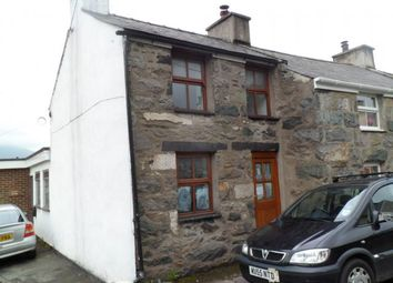 Thumbnail 1 bed terraced house to rent in Corner Cottage, Waunfawr