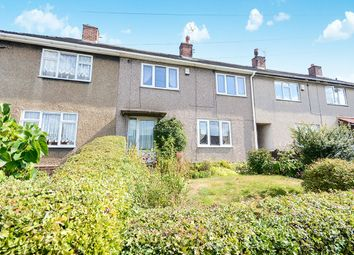 Thumbnail 3 bed terraced house for sale in Manor Court Road, Bolsover, Chesterfield