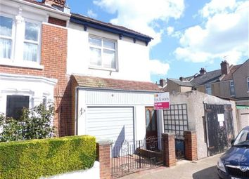 Thumbnail 3 bed end terrace house for sale in Beresford Road, Portsmouth