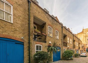 Thumbnail 3 bed terraced house for sale in Rutland Mews, London, Greater London.