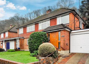Thumbnail 3 bed semi-detached house for sale in Catteshall Lane, Godalming