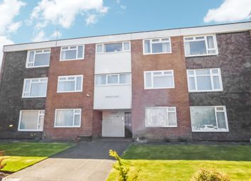 Thumbnail 2 bed flat for sale in Rodney Court, Whitley Bay