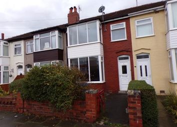 Thumbnail 3 bedroom terraced house for sale in Lowesway, Blackpool, Lancashire