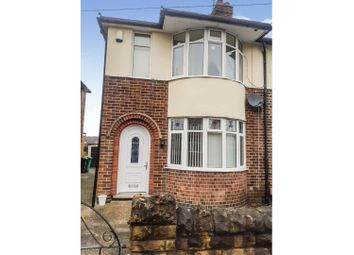 3 bed semi-detached house for sale in Brora Road, Bulwell NG6