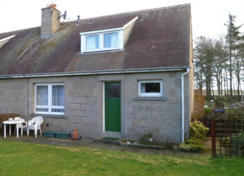 Thumbnail 3 bedroom semi-detached house to rent in Howford, Inverurie AB51,