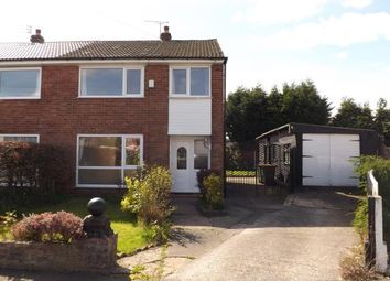 Thumbnail 3 bedroom semi-detached house for sale in Woodway, Fulwood, Preston, Lancashire