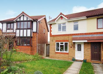 Thumbnail 4 bed semi-detached house for sale in Stoneleigh Drive, Barrs Court, Bristol