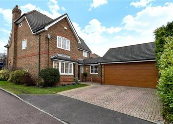 Thumbnail 5 bedroom detached house for sale in Gloucestershire Lea, Warfield, Bracknell