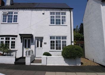 Thumbnail 2 bed semi-detached house for sale in Ridgacre Road West, Quinton, Birmingham