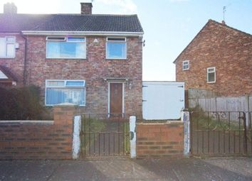 Thumbnail 3 bed terraced house for sale in Leafield Road, Hunts Cross, Liverpool