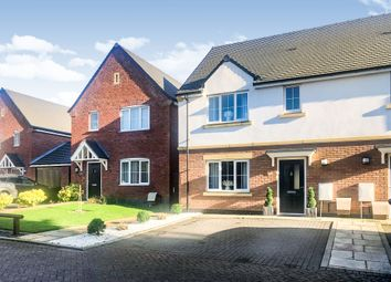 Thumbnail 3 bedroom semi-detached house for sale in Somerset Drive, Duston, Northampton