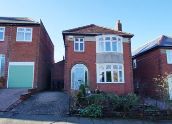 Thumbnail 3 bedroom detached house for sale in Springwell Avenue, Durham