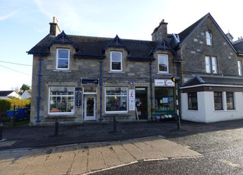 Thumbnail Commercial property for sale in Main Street, Killin