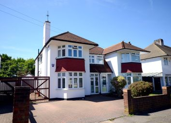 Thumbnail 4 bedroom semi-detached house for sale in Oxford Crescent, New Malden