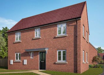 "Thumbnail 3 bed detached house for sale in ""The Helmsley"" at Stoney Haggs Road, Scarborough"