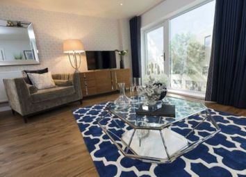 Thumbnail 2 bedroom flat for sale in Trinity Walk, Woolwich