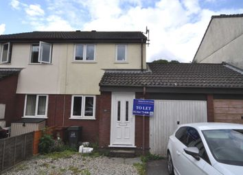 Thumbnail 2 bed property to rent in Boringdon Park, Woodlands, Ivybridge