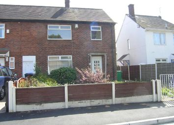Thumbnail 3 bed terraced house to rent in Rodborough Road, Manchester